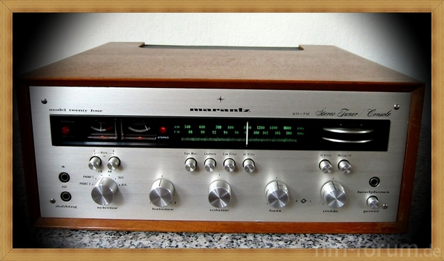 Marantz 24 / Twenty Four