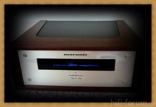 Marantz 32 / Thirty Two