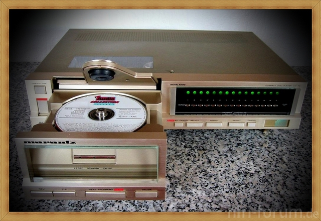 Marantz CD 73