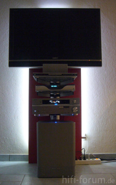 Sony LCD Incl. Anlage