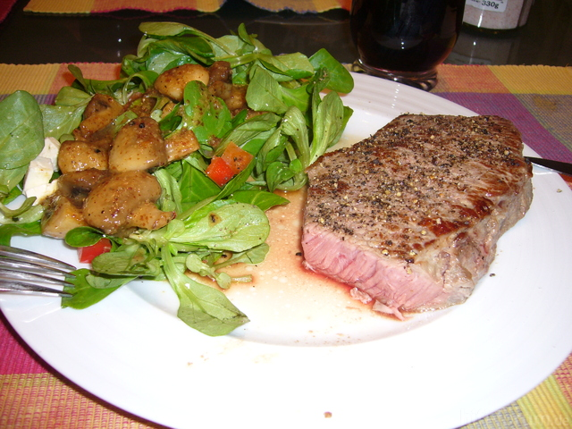 Rumpsteak 350g