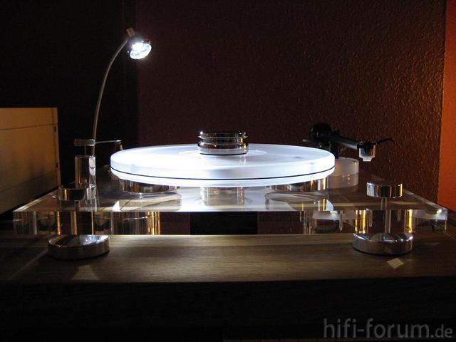 Transrotor & LED-Lenser