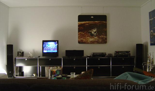 Wohnzimmer Mit Audio Pro Image Serie