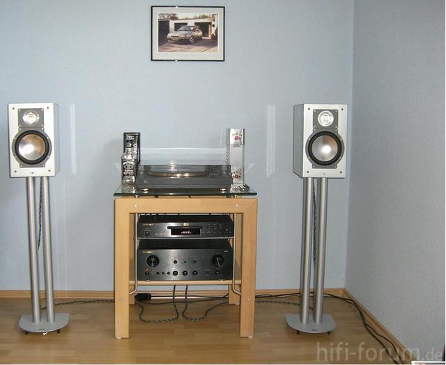 Mein Stereo Raum Update