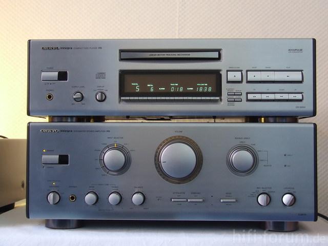 Onkyo Integra A-8870 U. DX-6870
