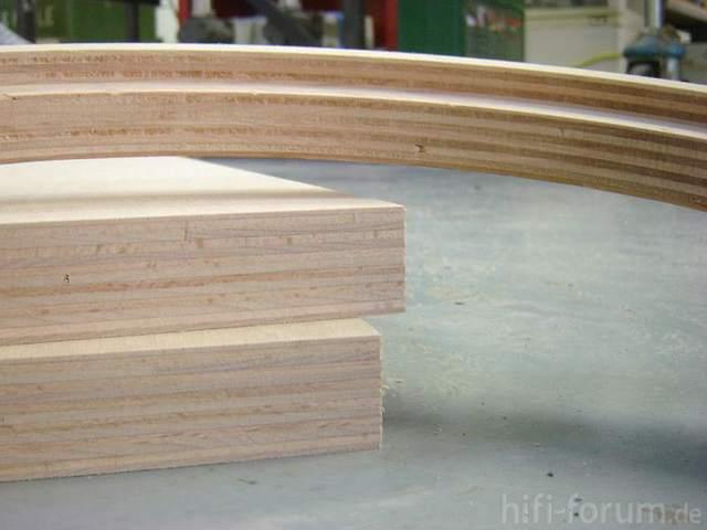 38cm Ringe Aus 30er Multiplex Nah