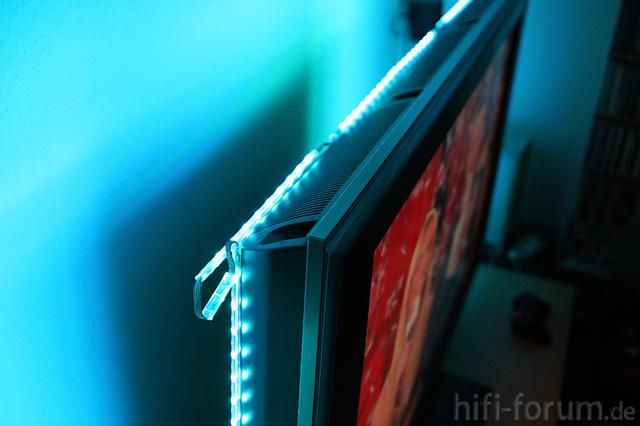 Sony 46X3500 Mit Ambilight Für Arme