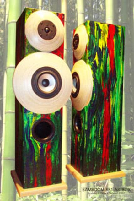 Bamboom BR1 Artbox