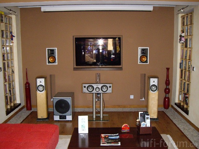 wohnzimmer heimkino 2 heimkino surround wohnzimmer hifi bildergalerie. Black Bedroom Furniture Sets. Home Design Ideas