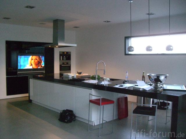 HiFi In Der Küche