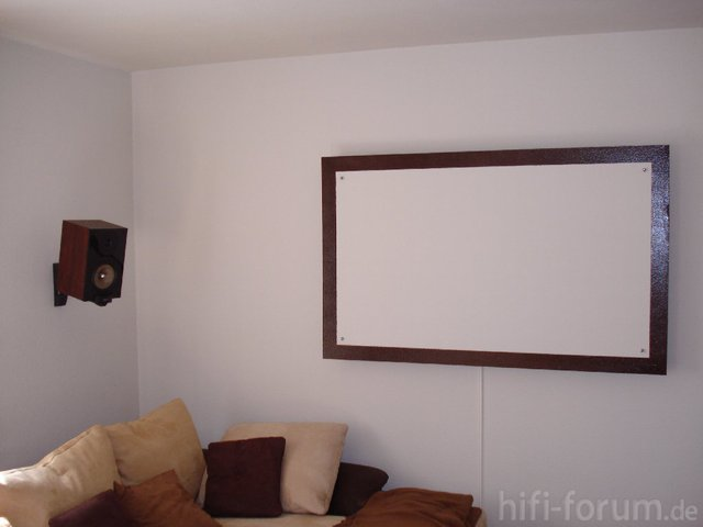 die tv wand heimkino surround wand hifi. Black Bedroom Furniture Sets. Home Design Ideas