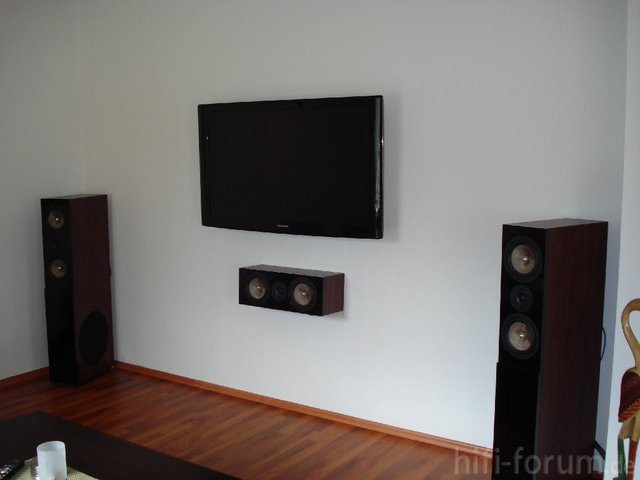die tv wand heimkino surround wand hifi bildergalerie. Black Bedroom Furniture Sets. Home Design Ideas