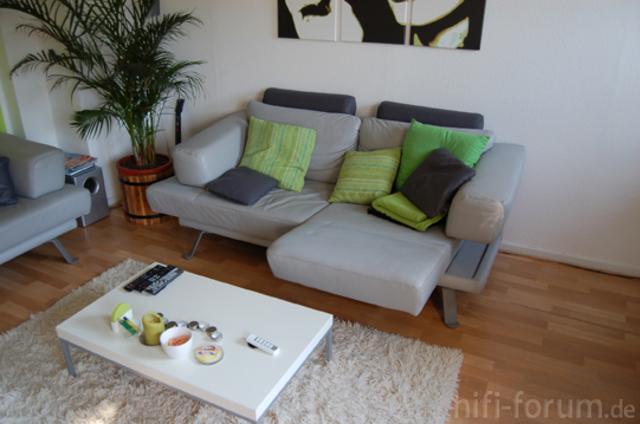 Sofa Ausgeklappt