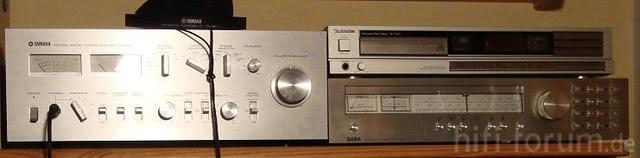 Stereosystem Aus Alten Zeiten