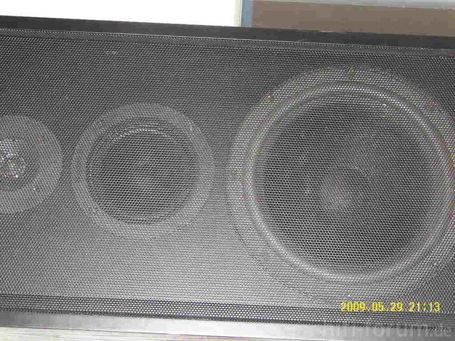 Meine Lautsprecher