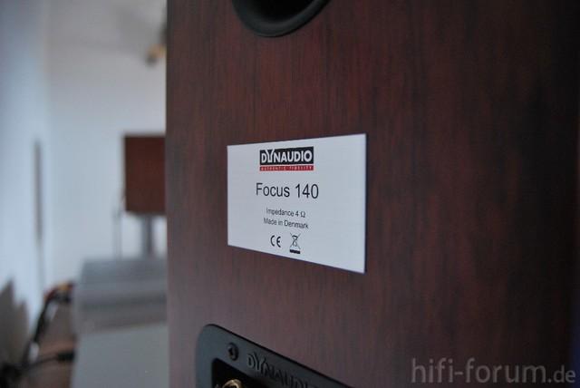 Nur Stereo - Focus 140