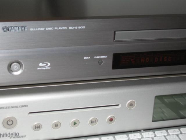Yamaha BD-S1900 Auf Hifidelio
