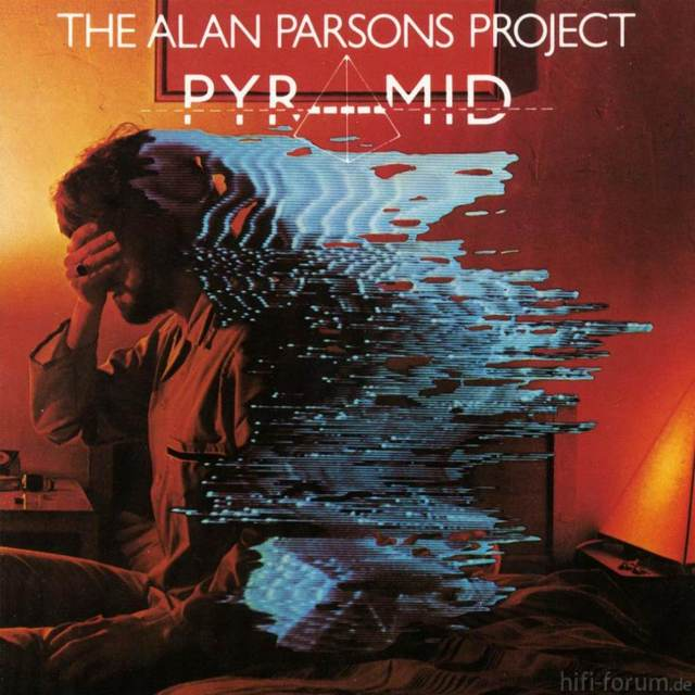 Alan Parsons Project - Pyramid