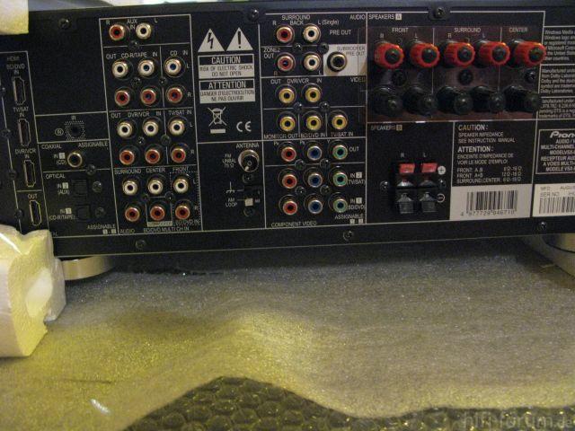 Www Audiofanzine Com Pioneer Vsx 819h 1