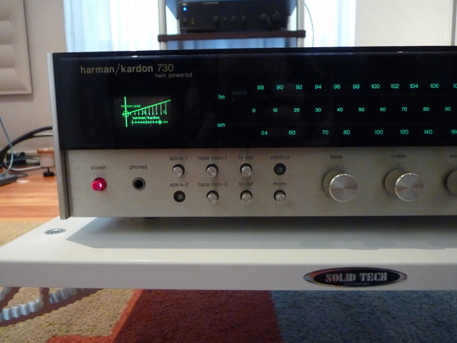 Harman Kardon 730 Stereo Receiver