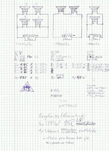 Berechnung