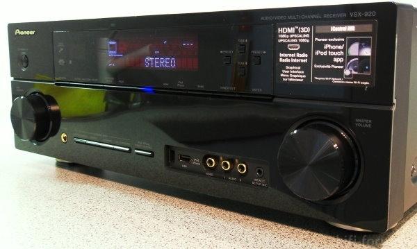 Pioneer VSX 920 0