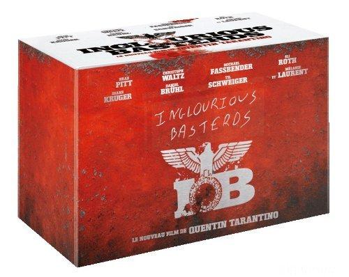 Inglouriousbasterdsfrenchblurayboxsetsteelbook