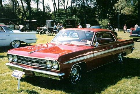 1962 1963 Oldsmobile F 85 Jetfire 2