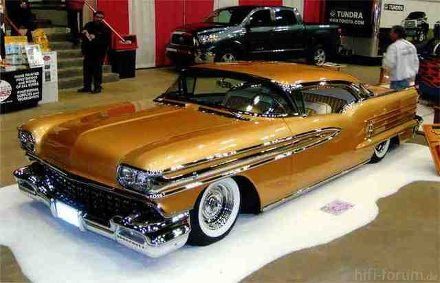 58 Oldsmobile Super88 Egyptian 1