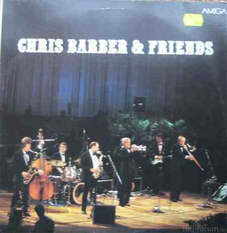 Barber Chris And Friends Amiga Lp