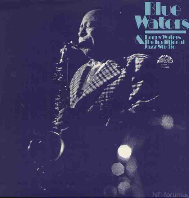 Benny Waters  And  The Traditional Jazz Studio Blue Waters