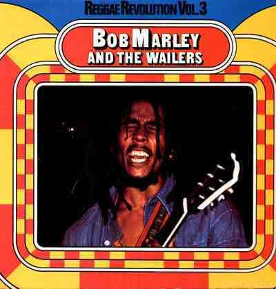 BOB MARLEY Reggae Revolution LP