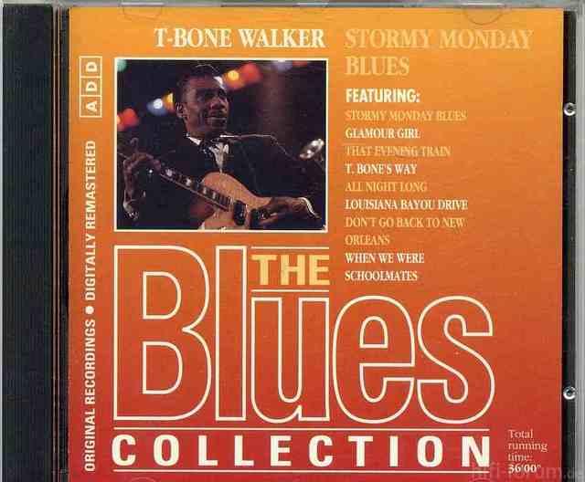 CD T Bone Walker