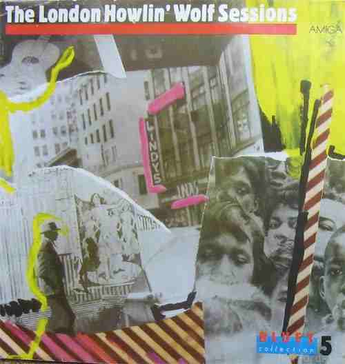 Howlin Wolf London Sessions Amiga