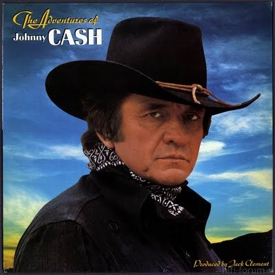 Johnny Cash   The Adventures   FrontUG