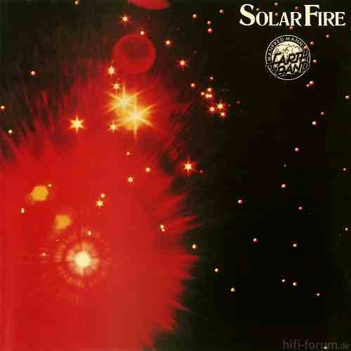 Manfred Mann\'s Earth Band   Solar Fire