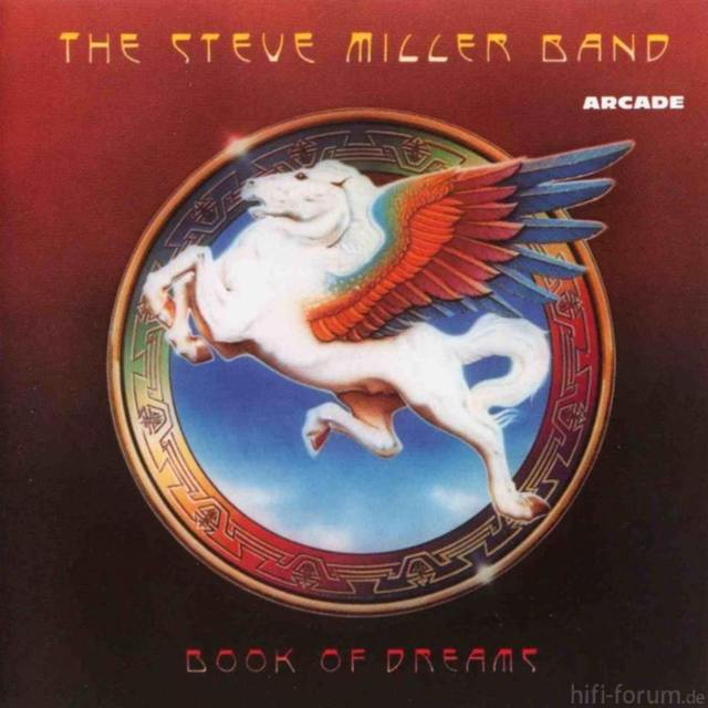 Steve Miller Band Book Of Dreams [Front] [www FreeCovers Net]
