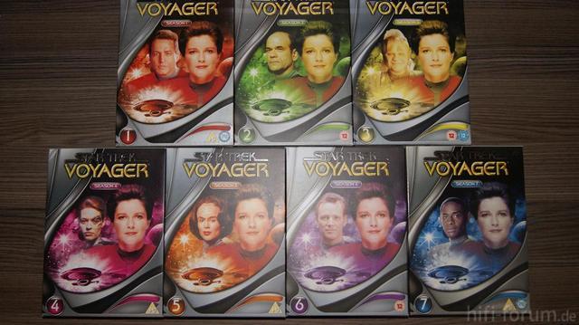 Voyager Komplett