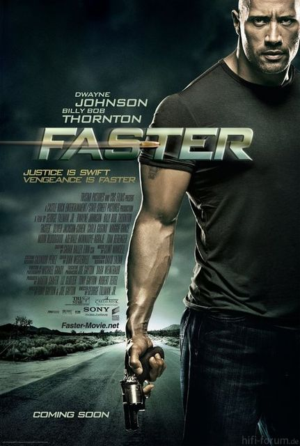 Faster Coming Soon Poster2