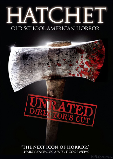 Horrorspass Hatchet
