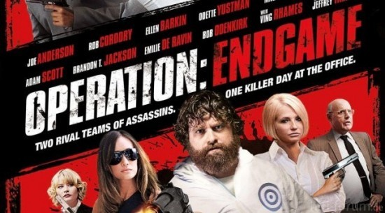 OPERATION ENDGAME Movie 550x305