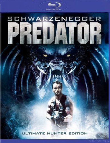 Predator Ultimate Hunter Edition Blu Ray 24684118
