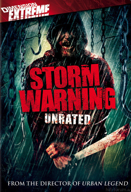 Storm Warning Dvd Box Buy