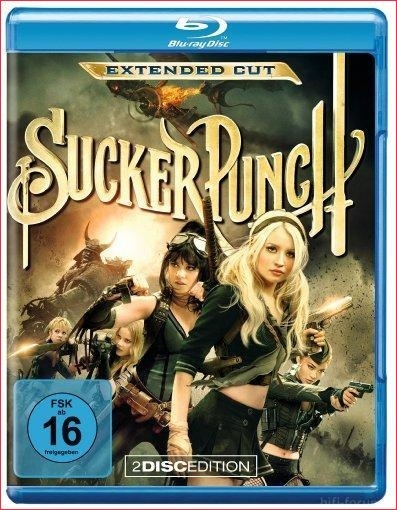 Sucker Punch Extended Cut Doppel Bd Coverfront Warner Bros Home Entertainment