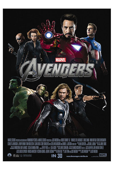 The Avengers Gallery Image