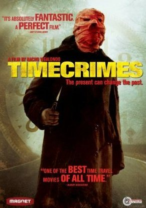 Timecrimes Horror Dvd Cover