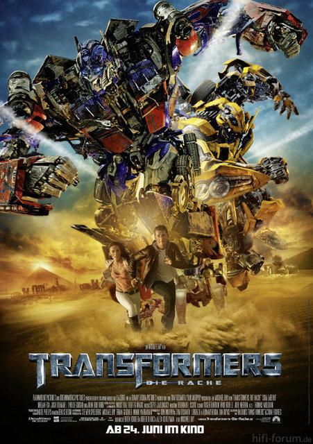 Transformers Die Rache Hp