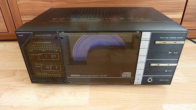 Denon DCD 2000 2