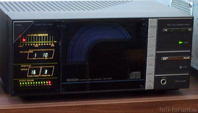 Denon DCD-2000