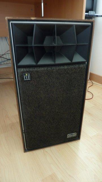 Grundig Hifi Box 506 A